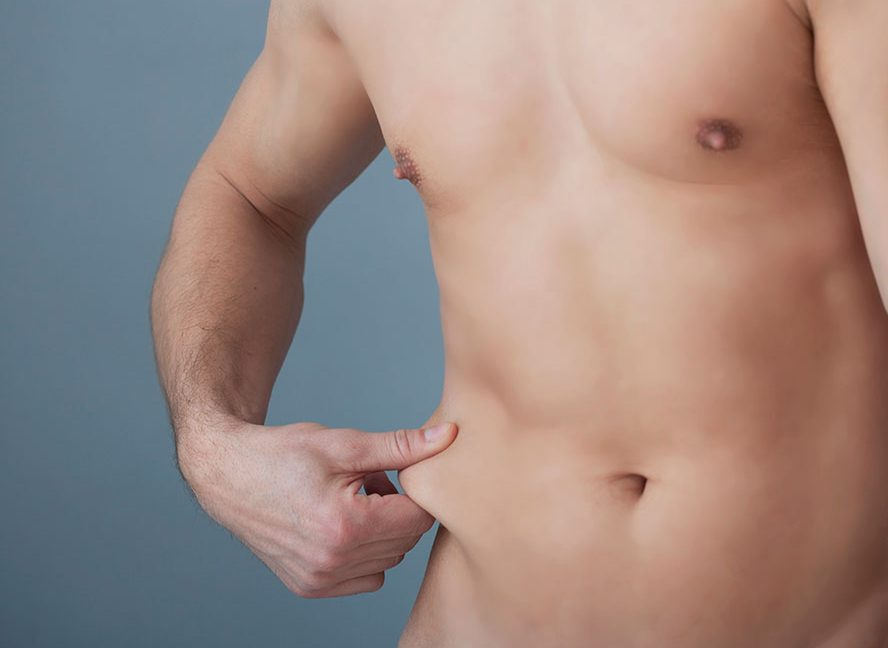 Hormonsache Männerhüfte