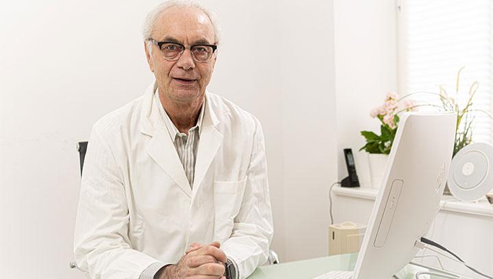 Prof. Dr. med. Klaus Plogmeier | ICE AESTHETIC®