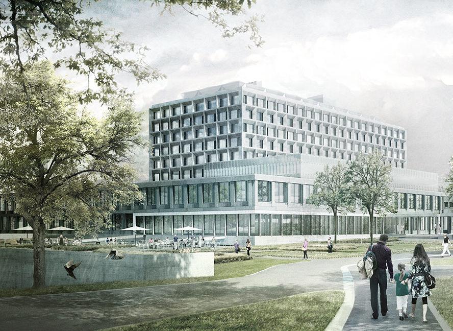Kantonsspital Frauenfeld | ICE AESTHETIC Frauenfeld