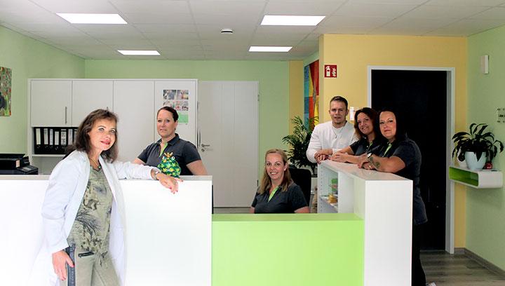 Team Dr. Adriana Csefalvay | ICE AESTHETIC®