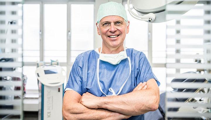 Dr. med. Joachim Graf von Finckenstein | ICE AESTHETIC®