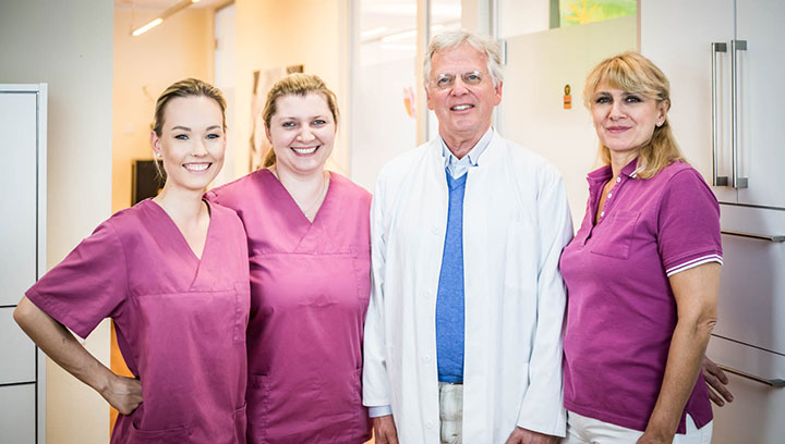 Dr. med. Joachim von Finckenstein und Team| ICE AESTHETIC®