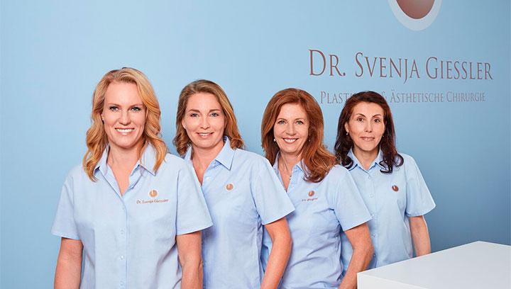 Dr. med. Svenja Giessler | ICE AESTHETIC