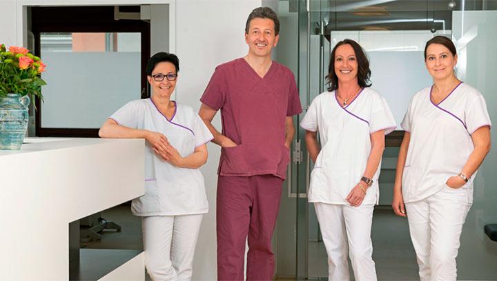 Team Dr. med. Alfred Grassegger   ICE AESTHETIC®