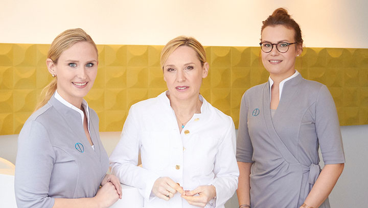 Team Dr. med. Eveline Urselman | ICE AESTHETIC®