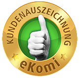ekomi Kundenauszeichnung | ICE AESTHETIC®