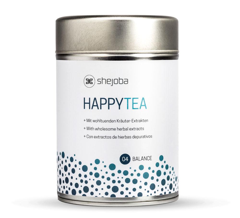 Shejoba Happy Tea