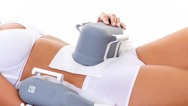 CRISTAL Pro Kryolipolyse Behandlung | ICE AESTHETIC