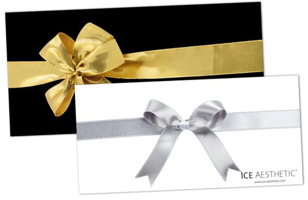 Gutscheine ICE AESTHETIC®