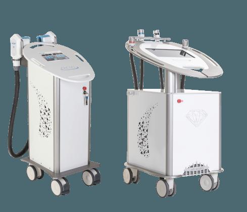 CRISTAL® Kryolipolyse Geräte
