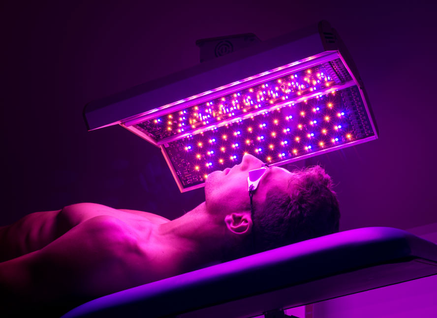 MEDISOL LED Behandlung | ICE AESTHETIC®