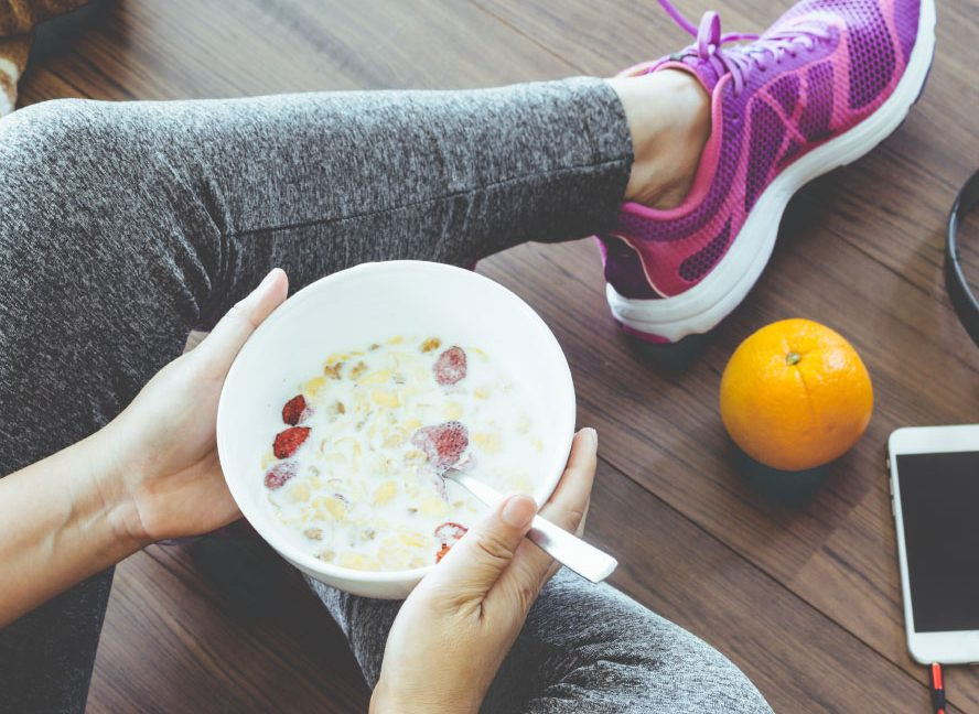 Kryolipolyse Sport Ernährung | ICE AESTHETIC®