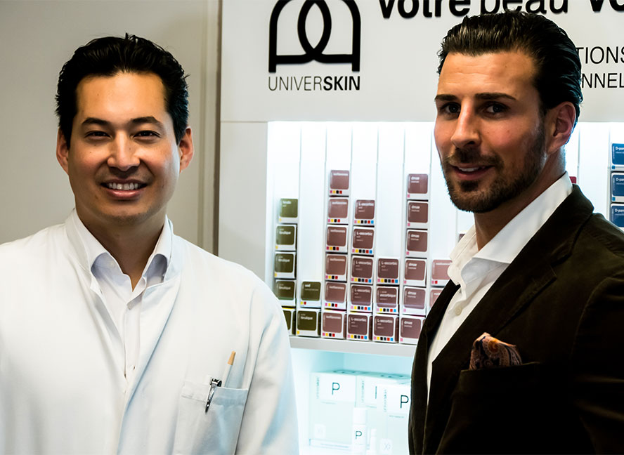 Dr. Fleischer young Aesthetics Hannover | ICE AESTHETIC®