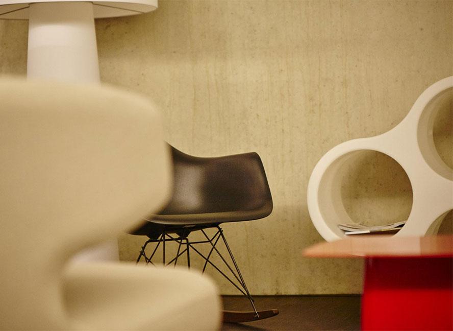 Medical Lounge Gelnhausen Wartebereich | ICE AESTHETIC®