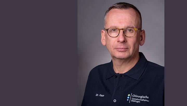Dr. Michael Kaun | ICE AESTHETIC Böblingen