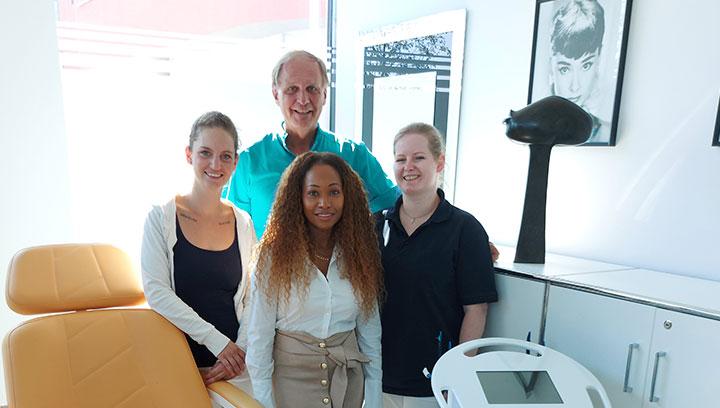 Team Praxis Prof. Dr. med. Kleine-Gunk