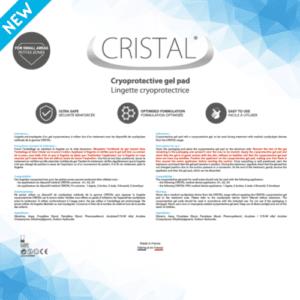 Kälteschutztücher CRISTAL® Kryolipolyse